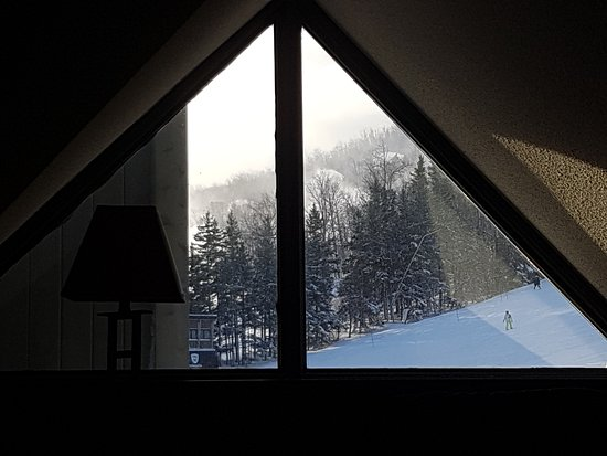 The Lodges at Blue Mountain: Waking up to this marvelous view
