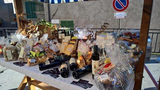 Camporgiano, อิตาลี: Innaugurazione Area Di servizio & Il Viandante