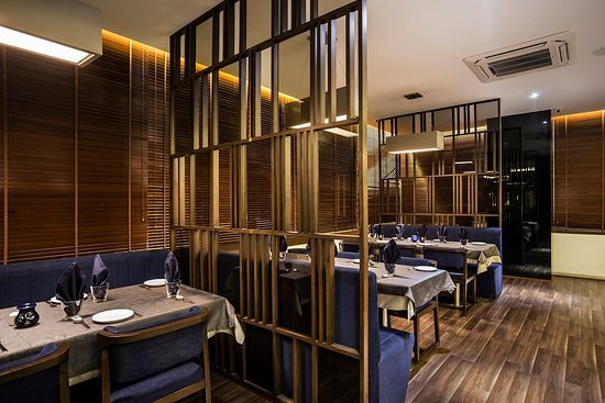 THE LA FAMILIA \'s Interior. Have some feel for the ambiance and our ...