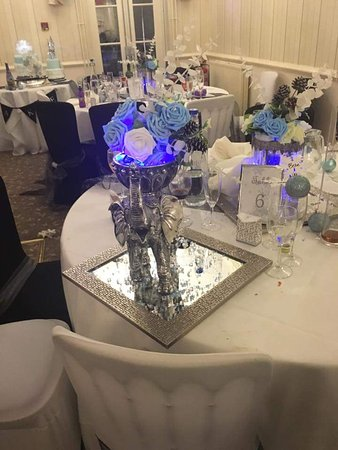 New Year's Eve wedding at De Courceys Manor