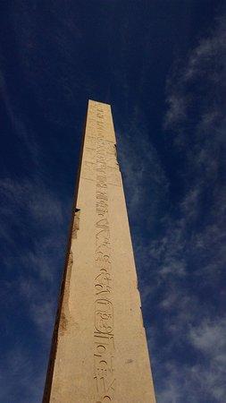 Obelisk of Thutmoses I: obelisk