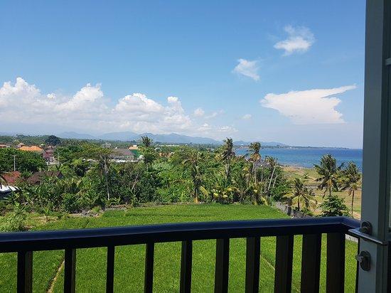 Balcony - Rumah Luwih Beach Resort Bali Photo