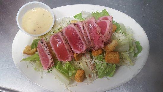 Westridge Grill: Ahi Tuna Caesar Salad