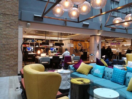 Premier Inn London Kings Cross Hotel-billede