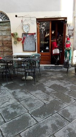 Buonconvento, อิตาลี: ingresso