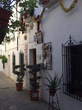 Priego de Cordoba, Spanien: Casa Tomas