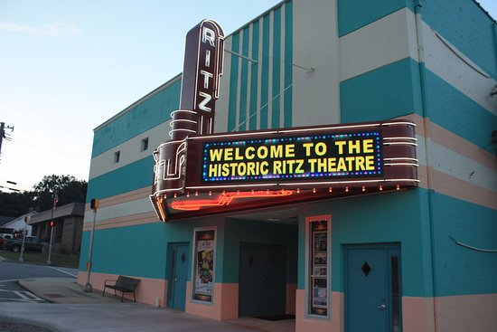 The Historic Ritz Theatre