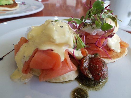 Modderfontein, Sudafrica: Cafe Billi Bi