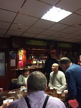 ‪‪Thornton Cleveleys‬, UK: This is o Conners sports and social bar on Saturday afternoon a great place to be to watch all y‬