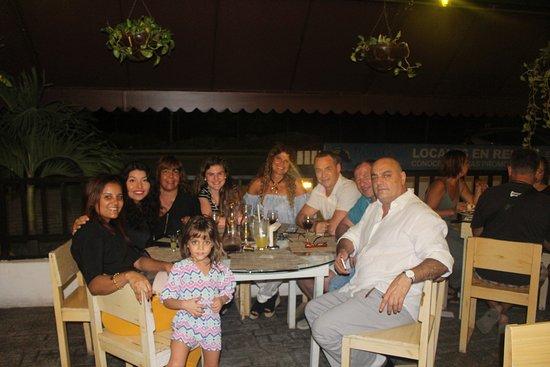 Le Fate Ristorante Italiano: cena increible, como en italia, anfitriones Roberto y Mariel. Muchas Gracias!!!