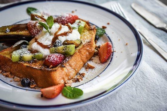 Kojimachi Cafe: French Toast