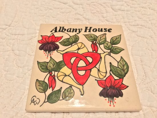 Albany House Bed and Breakfast Peel: photo0.jpg