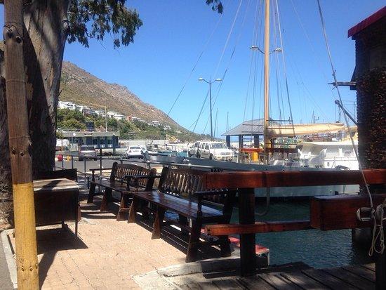 Gordon's Bay, Afrika Selatan: photo1.jpg