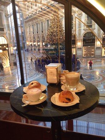 Colazione Con Vista Foto Di Marchesi 1824 Milano