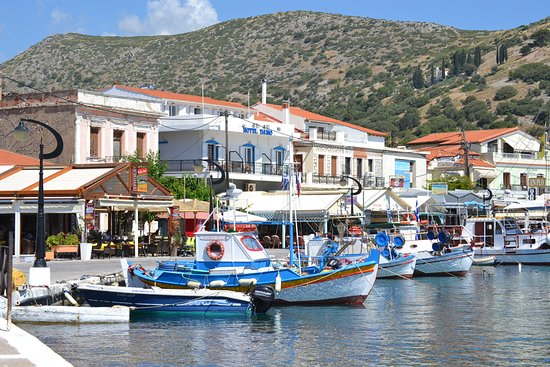 Samos : Pythagorion