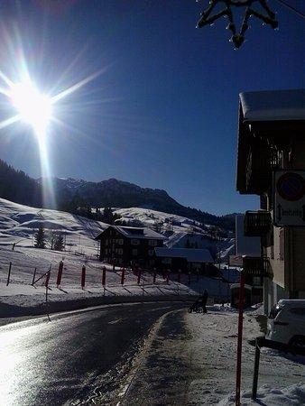 Skilifte Oberiberg