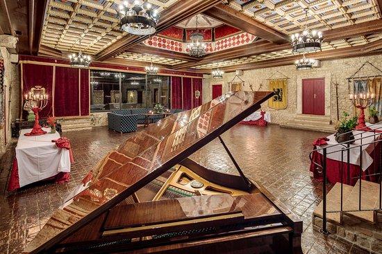 Nerola, Italia: Salone delle feste