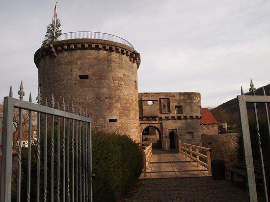Heimatmuseum mit Wasserburg