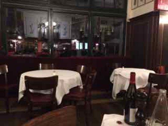 Lutter und Wegner: Restaurant interior