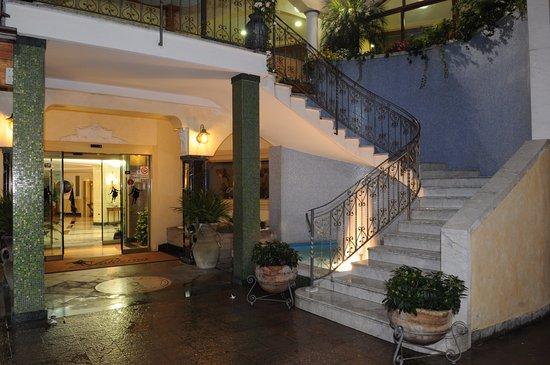 Hotel Ristorante La Lanterna: Ingresso Hotel