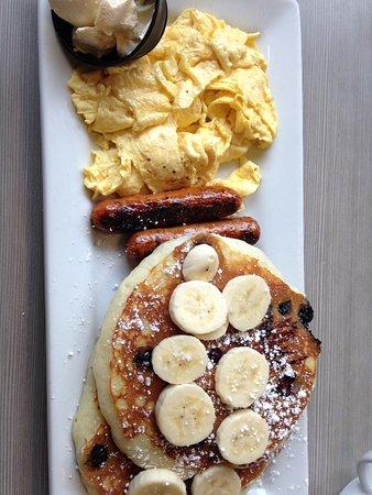 Perkins Restaurant & Bakery: Café da manhã