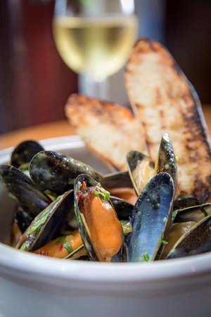 Alderley Edge, UK: Cozze