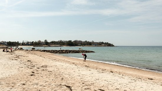 วูดส์โฮล, แมสซาชูเซตส์: Off Season Swim - Calm Waters