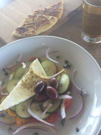 Del Mar, CA: Salad