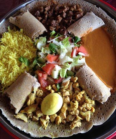 Kibrom S Ethiopian And Eritrean Restaurant