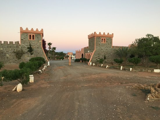 Massa oasis, White Beach and the South of Morocco in 5 days