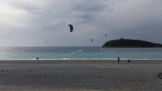 L'Isola di Cirella è bella anche d'inverno.