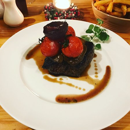 Malmesbury, UK: Probably the best steak I have ever had!
