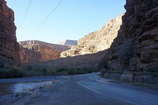 Sahara ATVs: Todra gorges