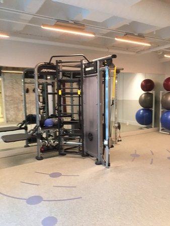 Hotel Kabuki, a Joie de Vivre hotel: Gym