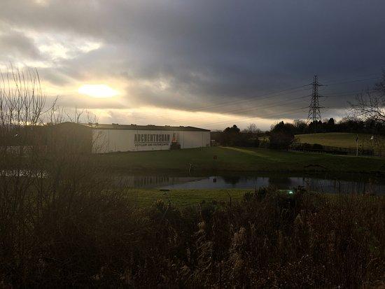 Auchentoshan Distillery : De destileerderij