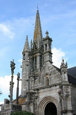 Brasparts, فرنسا: Église Notre-Dame et Saint-Tugen | Brasparts, Finistere, Bretagne, France