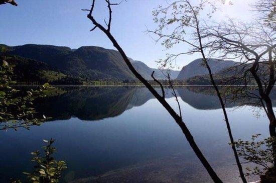 Bohinjsko Jezero ภาพ