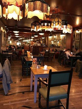 Restaurants Staines New