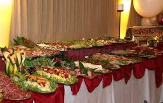 Llinars del Valles, Hiszpania: brunch servicio libre bufet