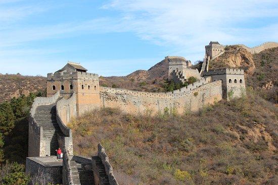 Luanping County, China: muraille
