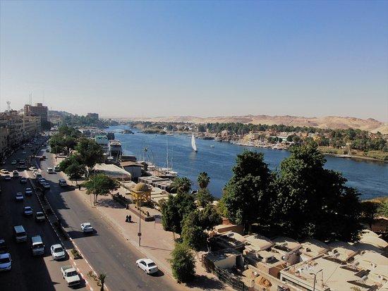 El Salam Hotel : depuis le terrasse