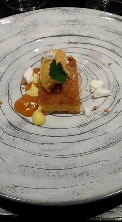 Lapland Hotel Olos : Takka restaurant (dessert)