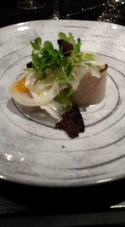 Lapland Hotel Olos : Takka restaurant (white fish)