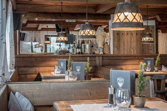 Die ehemalige David's Hütte wird zur Zirben Alm - Picture of ...