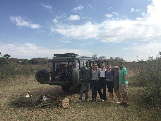 Rekero Camp, Asilia Africa: sad to leave