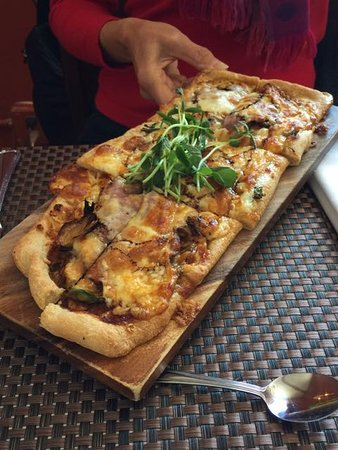 Almonte, Kanada: Pizza of the day