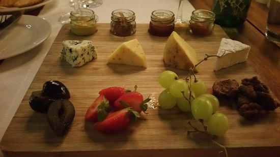 Claremont, Sydafrika: A cheeseboard of note !