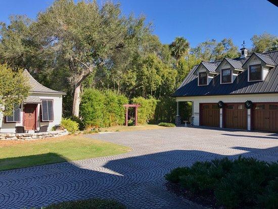 เดอแลนด์, ฟลอริด้า: My boyfriend and I toured the Stetson mansion on our way to Orlando, FL, and it was just beautif