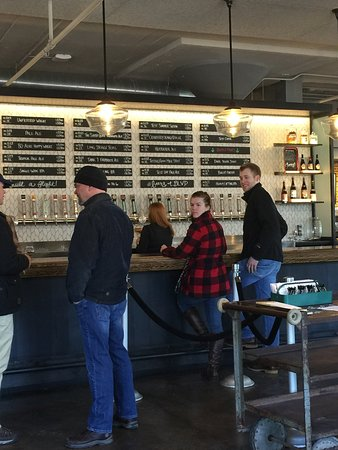 Boulevard Brewing Company: Create Your Own Beer Flight