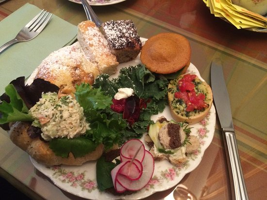 Upper Darby, เพนซิลเวเนีย: A great place for tea! Great service and delicious food and tea!